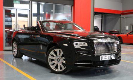 Rolls Royce Dawn mieten in Dubai bei Edel & Stark