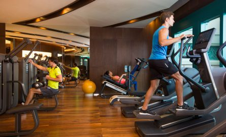 Fitness Center Atlantis The Palm