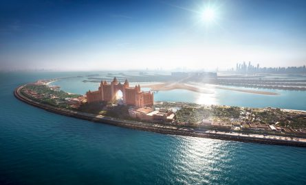 Hotel Atlantis The Palm in Dubai auf der Palm Jumeirah