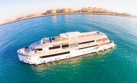 Mega Yacht Desert Rose