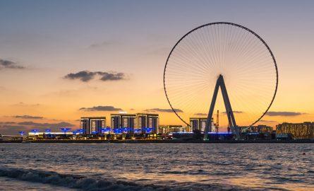 Tickets für das Riesenrad Ain in Dubai