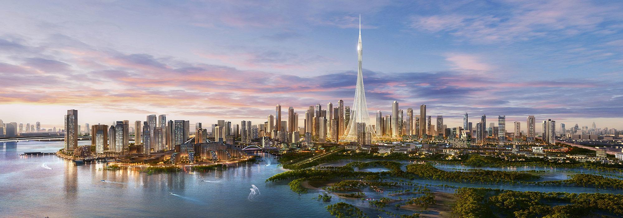 Dubai Creek Tower Tickets online kaufen