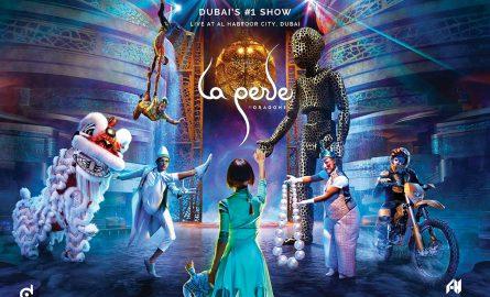 La Perle Live Show in Dubai