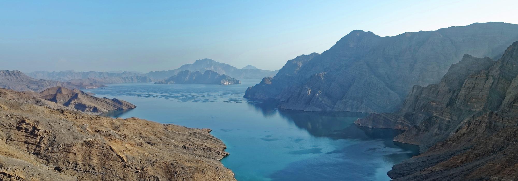 Musandam Touren in den Oman