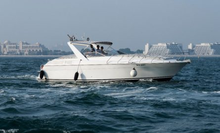 Say More Waves Yacht mieten in Dubai