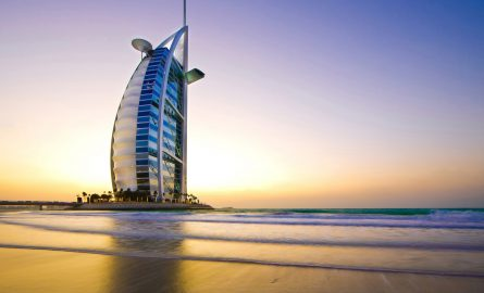 Das Hotel Burj al Arab am Jumeirah Beach günstig online buchen