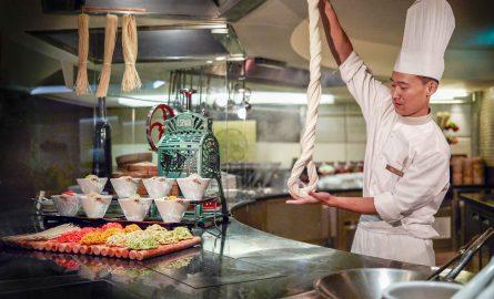 Junsui asiatisches Premium-Restaurant in Dubai