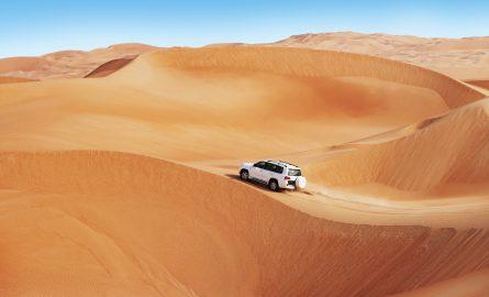Wüstensafari online buchen