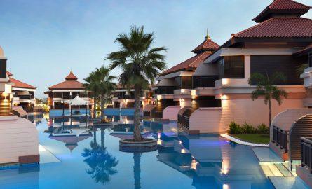 Hotel Anantara auf der Palm Jumeirah