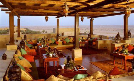Bab al Shams Wüstenhotel bei Dubai