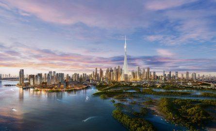 Dubai Creek Tower Tickets für das höchste Gebäude der Welt