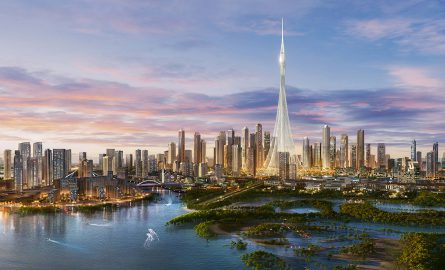 Dubai Creek Tower Tickets günstig online buchen