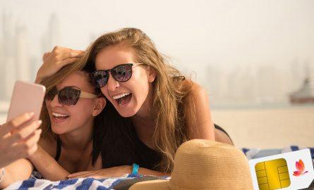 Unser Dubai Reisetipp: SIM-Karte für Dubai