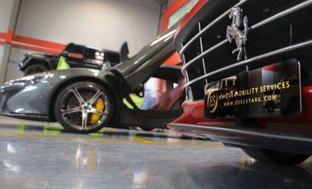 Luxusauto mieten mit Edel und Stark in Dubai