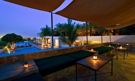 Wüstenhotel Melia Desert Resort in Dubai