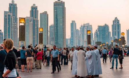 Stadttour durch Dubai