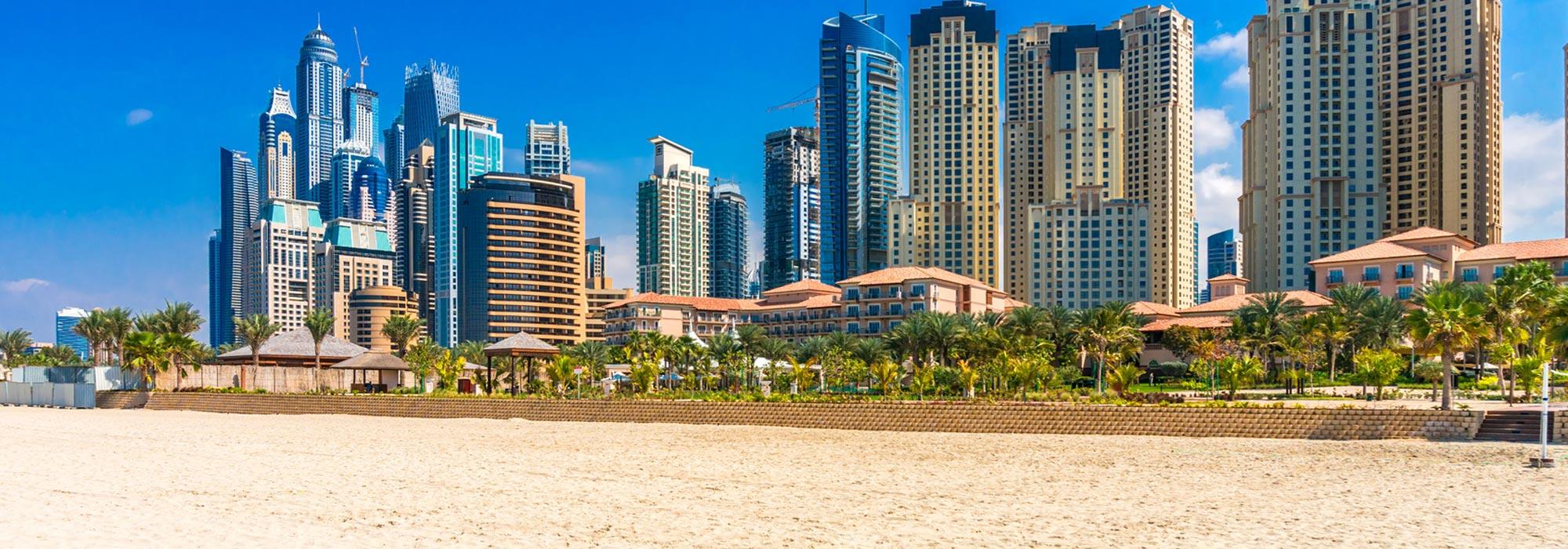Strandhotels in Dubai günstig online buchen