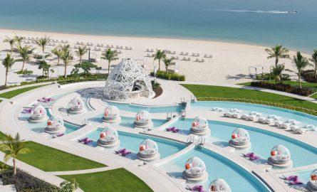 W Hotel auf der Palm Jumeirah
