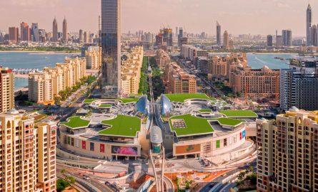Nakheel Mall auf der Palm Jumeirah