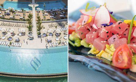 Burj al Arab Kombiticket: Pool-Zugang und Restaurant