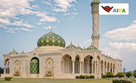 Orient Kreuzfahrt Aida über Dubai