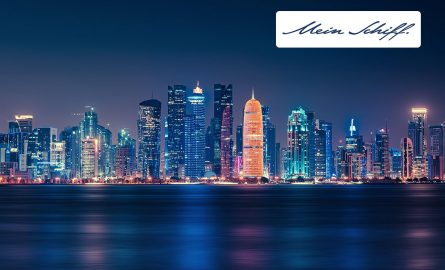 Orient Kreuzfahrt TUI über Dubai