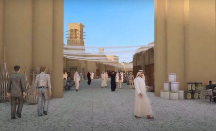 Meydan One Heritage Village