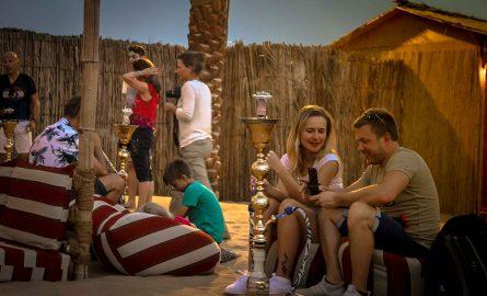 Wüstensafari in Dubai